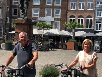 Tongeren plaatst fietsenstallingen op Grote Markt