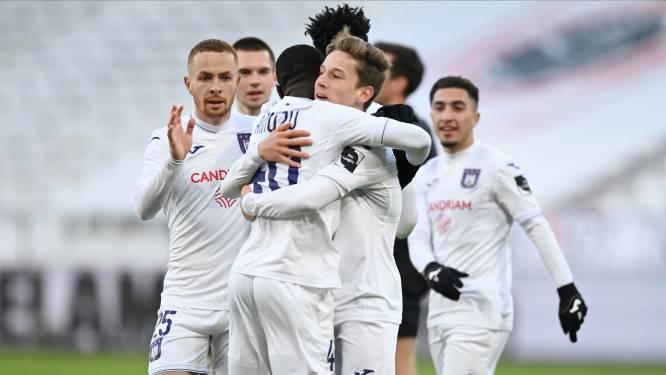 Club won 'lelijk' en Anderlecht blies Antwerp weg: bekijk hier de samenvattingen van de 32ste speeldag