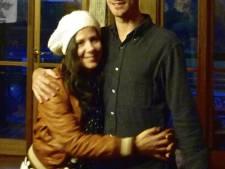 Elif en haar vriend Ross stierven in elkaars armen