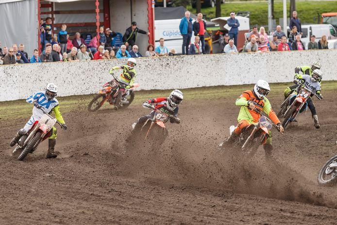 Ook dit jaar geen grasbaanraces op evenemententerrein De Tippe in Staphorst.