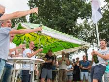 Het feest in Broekland is gered, nu is het tijd om te feesten