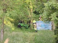 Man overlijdt na ongeluk bij grasmaaien in Ingen