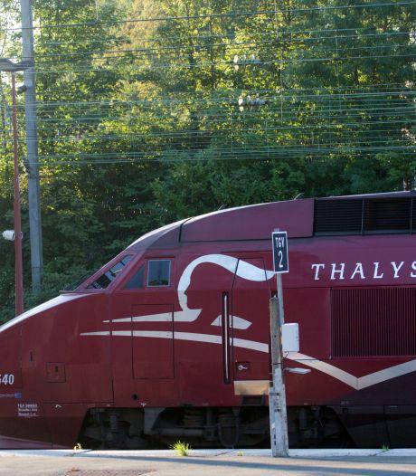 Nombre record de passagers pour Thalys en 2019