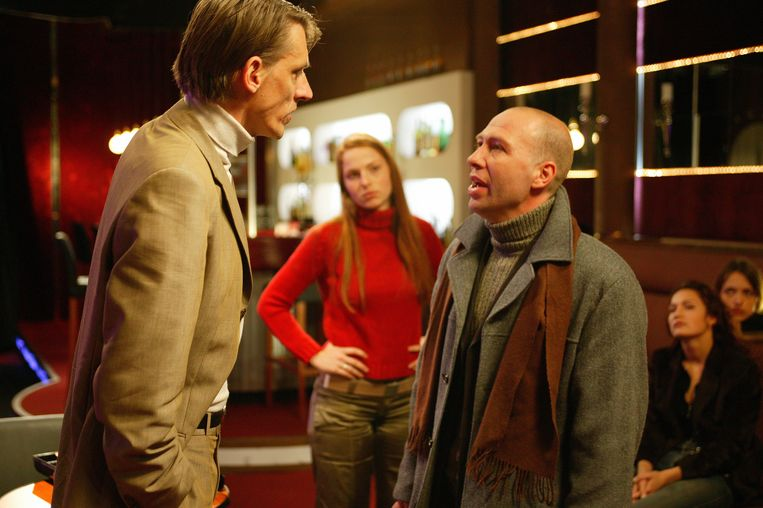 Peter Van den Begin en Marc Van Eeghem in Matroesjka's.