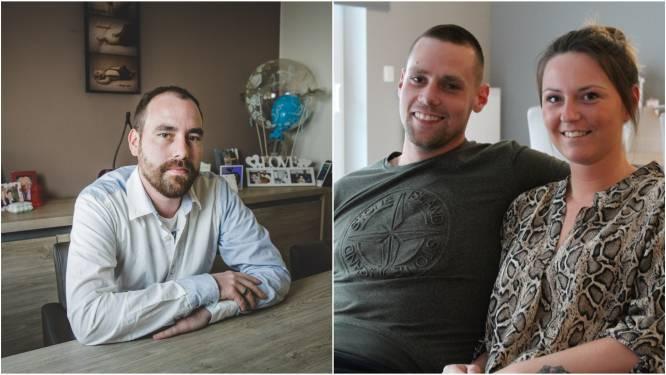 """Tim (33) en Kay (26) kregen het zwaar te verduren na legionellabesmetting Stora Enso: """"Na twee jaar weten we nog steeds niks"""""""