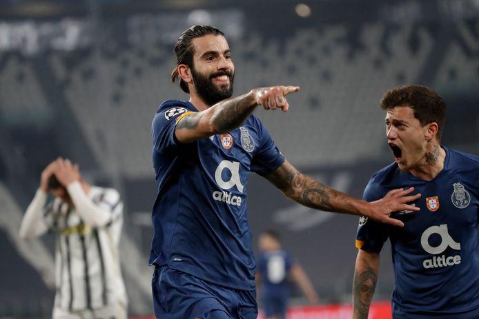 Sergio Oliveira bij FC Porto.