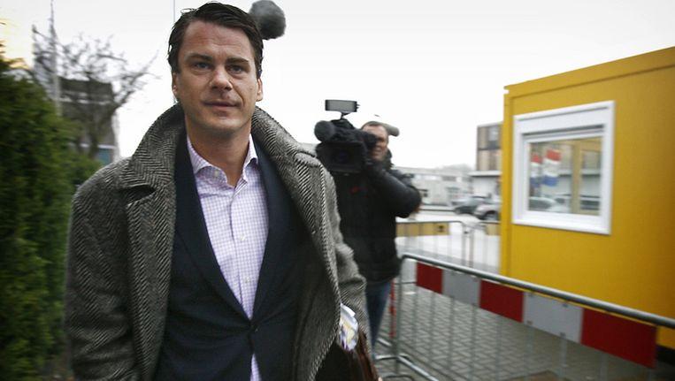 Mr. Jan-Hein Kuijpers, advocaat van verdachte Mohammed ('Moppie') R. Archieffoto ANP Beeld