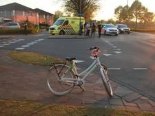 Fietsster aangereden door automobilist in Helmond