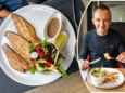 Luc Bellings keurt sliptongetjes 'meunière' aan de kust: goudgeel en krokant gebakken in boter.