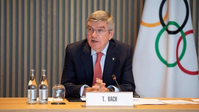 IOC-voorzitter Thomas Bach wil geen Spelen zonder publiek