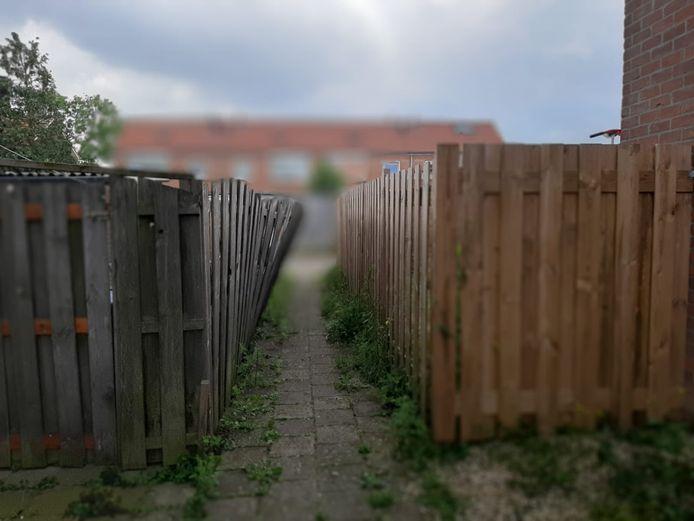 De straat in Maurik van de verdachte Pool, die betrokken zou zijn bij de moordaanslag op Peter R. de Vries.