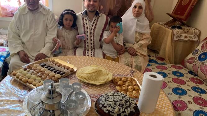 """Familie Elidrissi viert Suikerfeest in beperkte kring en met blik naar de toekomst: """"Op naar een zomer van verbondenheid"""""""
