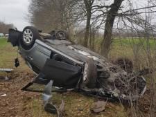 Mislukte inhaalactie in Duitsland: automobilist uit Hardenberg gewond, ook Zwollenaar betrokken