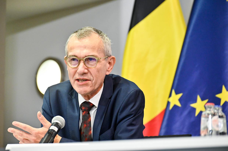 Frank Vandenbroucke  Beeld BELGA