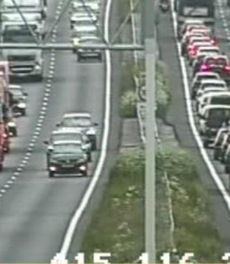 Opnieuw ongeluk op A15 bij Geldermalsen