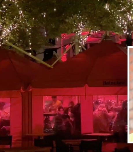 Rapper Jebroer van #ikdoenietmeermee bij 'coronafeest' Den Haag: 'Het wordt erg opgeblazen'