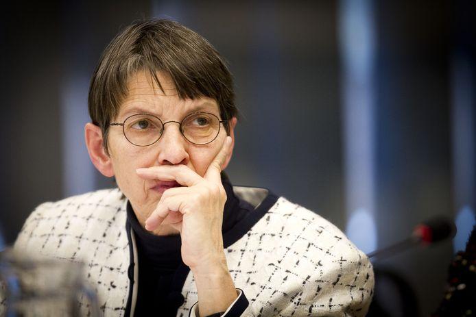 Staatssecretaris Jetta Klijnsma van Sociale Zaken.