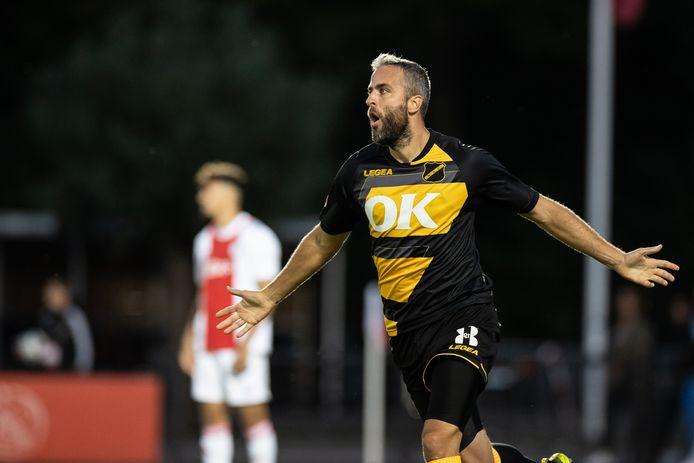Ralf Seuntjens: zes goals en drie assists in zes wedstrijden.