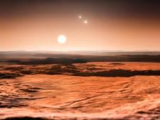Trois exoplanètes potentiellement habitables autour d'une seule étoile