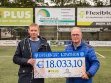 Voetbalclub SEH haalt 18.000 euro op met Lopathon: 'Met dit bedrag kunnen we zeker uit de voeten'