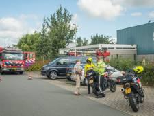 Brandweer hoeft niet ver te rijden naar brand bij Utrechtse sportclub USV Hercules