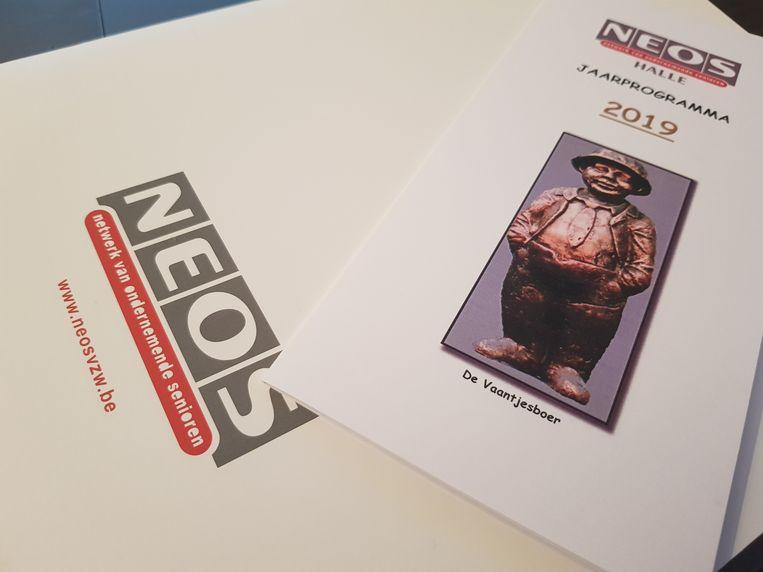 NEOS heeft in Halle opnieuw een volledig jaarprogramma klaar.