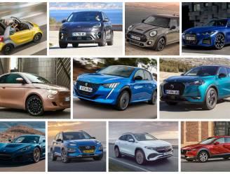 Quiz: Herken jij alle elektrische auto's?