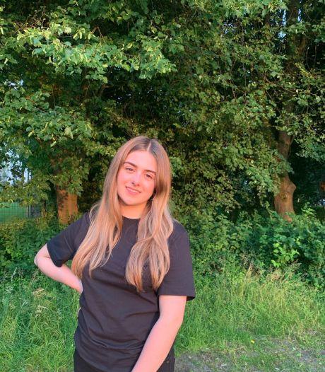 Daphne (17) heeft jeugdreuma: 'Met gym meedoen, dat kan ik niet'