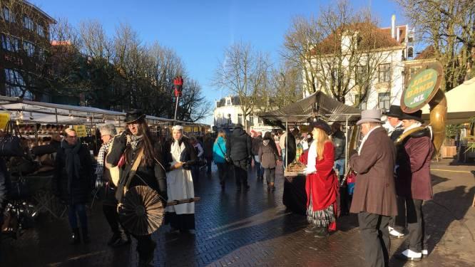 Dickens festijn in Deventer komt weer op gang