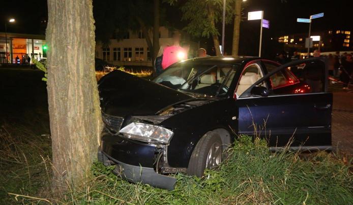 Ongeval op de Gassedonklaan Den Bosch
