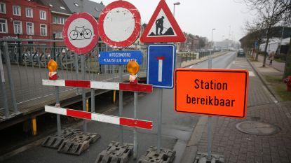 Graankaai nog de hele week afgesloten voor verkeer