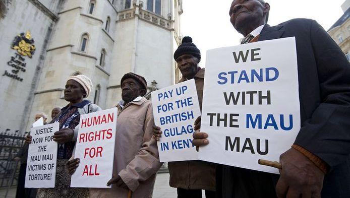 Vier bejaarde Kenianen trokken bijna 10 jaar geleden naar het Britse gerechtshof om de regering ter verantwoording te roepen voor de gruweldaden uit het koloniale tijdperk.