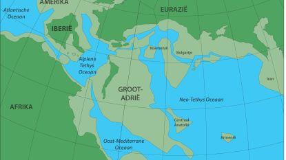 Nederlandse geologen onthullen geschiedenis van verloren continent dat begraven ligt onder Europa