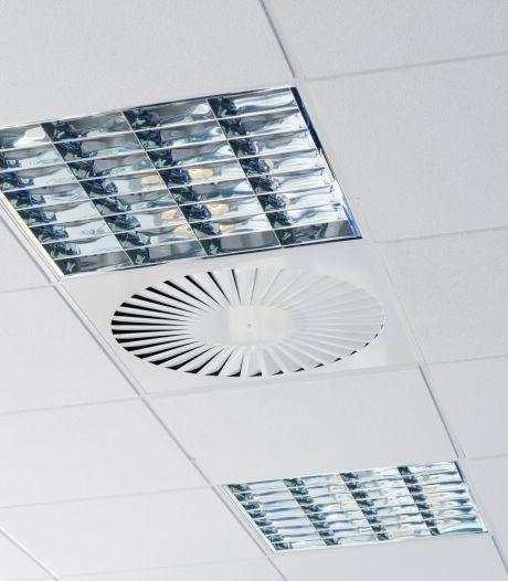 Zorgen om ventilatiesystemen van Oosterhoutse scholen