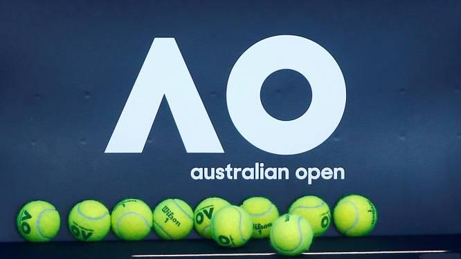 Niet-gevaccineerde spelers krijgen wellicht geen visum voor Australian Open