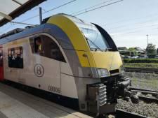 Pas de train entre Bruges et Ostende pendant les vacances d'automne