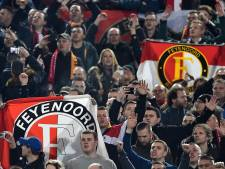 Politie Rome: Harde kern AS Roma naar Rotterdam