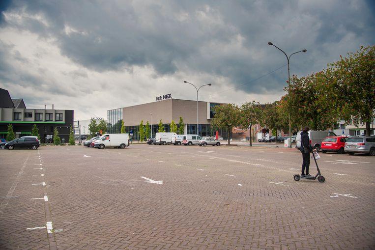 De stad gaat op zoek naar een trajectbegeleider om een publiek-private samenwerking op te zetten voor de aanleg van een ondergrondse parking onder de Zandberg.