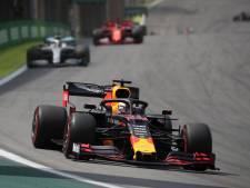 LIVE | Verstappen aan de leiding in Brazilië, Hamilton vlak achter hem