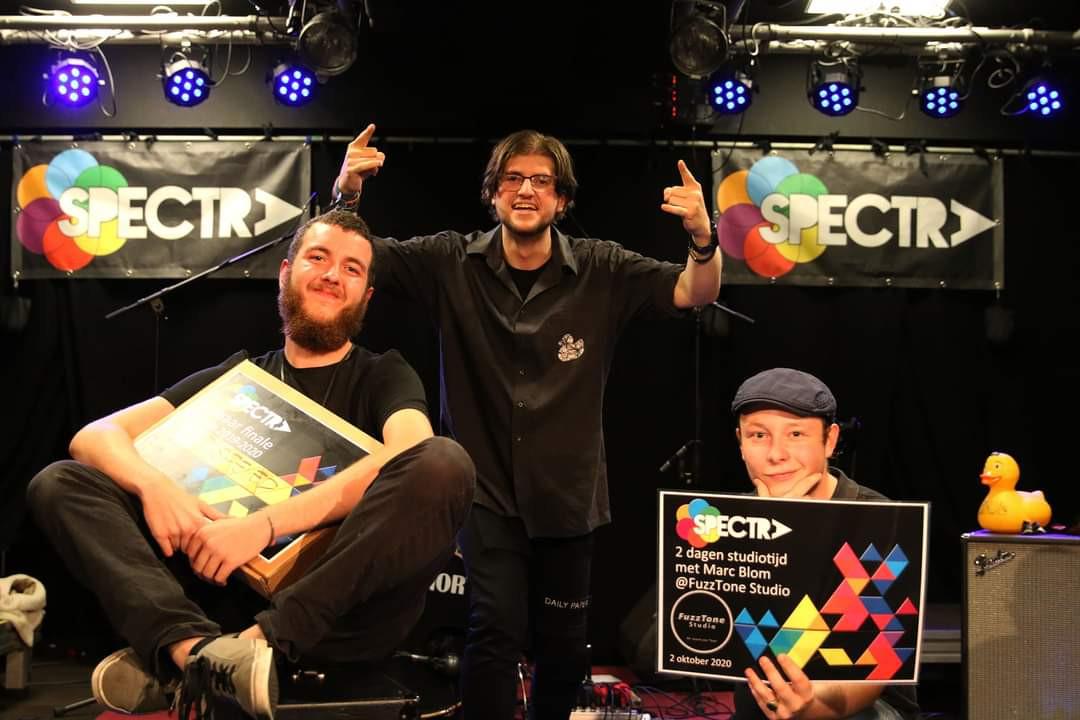 Dispelled is een van de finalisten van de Zeeuwse Belofte.