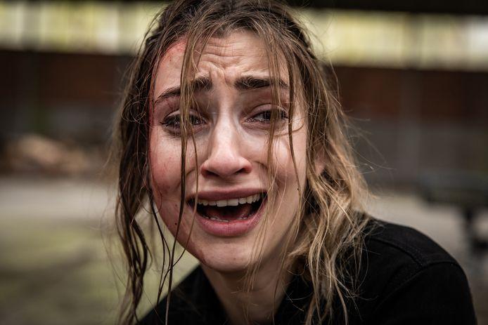 Stefanie werd wederom gevangen gehouden in de seizoensfinale van 'Familie'.