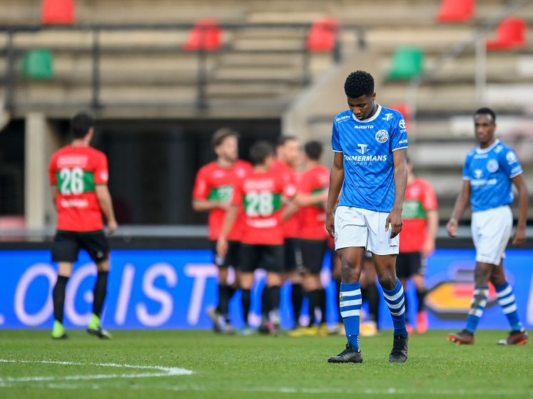 Samenvatting | FC Den Bosch kan zege geen vervolg geven tegen het sterkere NEC