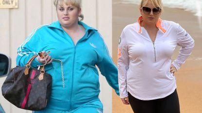 'Pitch Perfect'-actrice is niet langer 'fat Amy': Rebel Wilson verloor 18 kilo