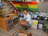 Clubhart: Patrick Sanders verzamelt alles van Sint-Oedenrode