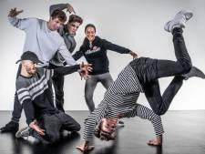 Regionale breakdancegroep Breaksquad in finale Holland's got talent