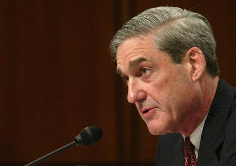 Speciaal aanklager Robert Mueller. Beeld Getty Images