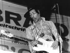 Instrumenten Jimi Hendrix en Eric Clapton onder de hamer