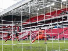 Marsman ook tegen PSV in bloedvorm: Feyenoord wil contract keeper verlengen