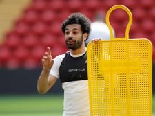 Salah vast tijdens ramadan ook op dag CL-finale