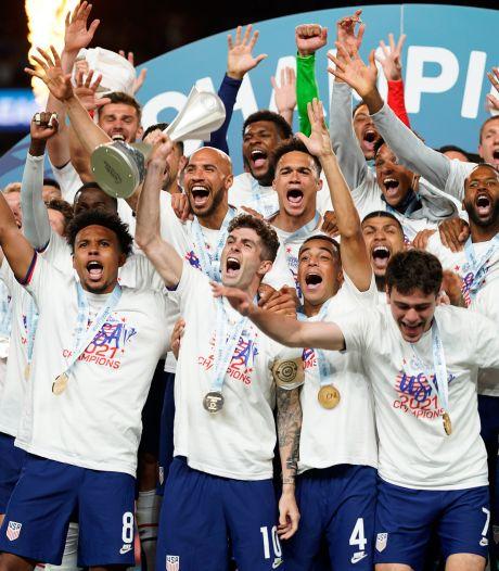 Sergiño Dest wint Nations League met VS na spectaculaire finale